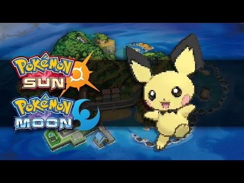 Pokemon Sun and Moon | How To Get Pichu