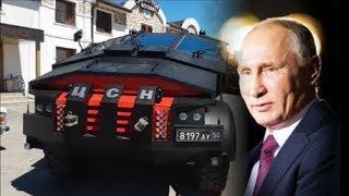 "Russian FSB ✭ 2017 Armored ""Falkatus"", ""Extreme"", ""Viking"", ""Tigre"". Spetsnaz +"