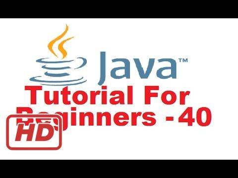 [Java Tutorial for Beginners] Java Tutorial For Beginners 40 - Using Date & Time + formatting Date