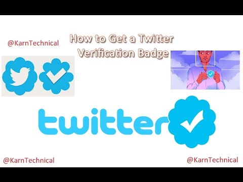 Twitter Verified | How to Get Verified on Twitter  2017 | Twitter Verification Hack | Karn Technical
