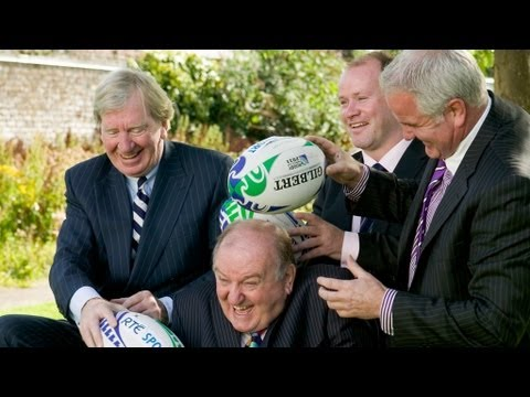 RTÉ Unveils Rugby World Cup Coverage
