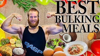Eating for muscle growth | Food Compilation