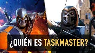 ¿Quién es Taskmaster?
