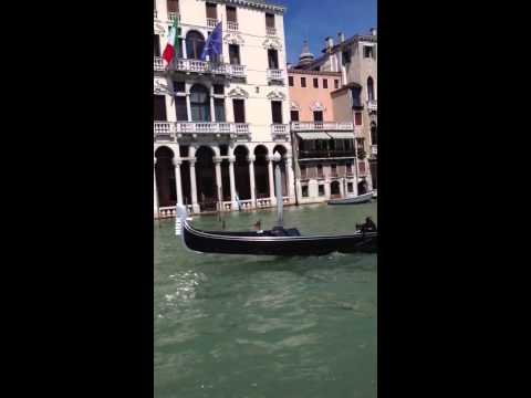 Water Taxi from Marco Polo Airport to San Apostoli - Venice