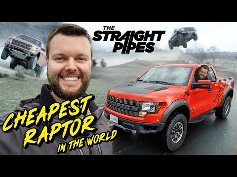 Xxx Mp4 I Bought The Cheapest And Highest Mileage Ford Raptor In The WORLD 3gp Sex