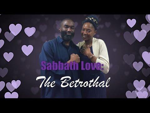 Sabbath Love; The Betrothal   IUIC Ohio's first