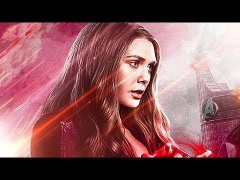Things Marvel Wants You To Forget About Scarlet Witch