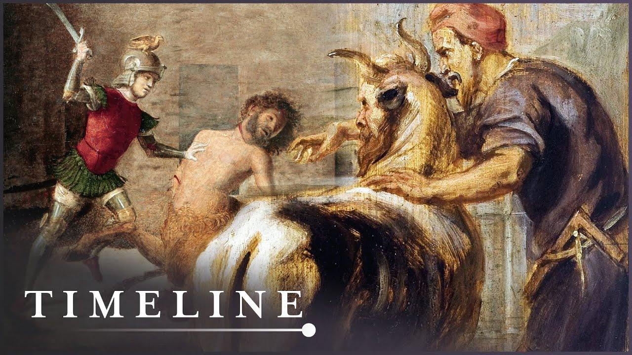 The Minotaur Myth: Origins Of A Beast | The Minotaur's Island | Timeline