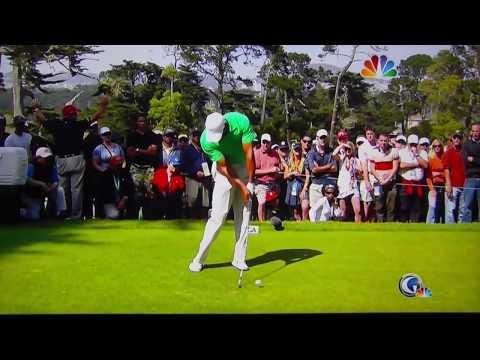 Tiger Woods Stinger - Slow Motion Analysis