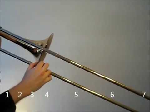 Learn to play Eb Major scale on trombone