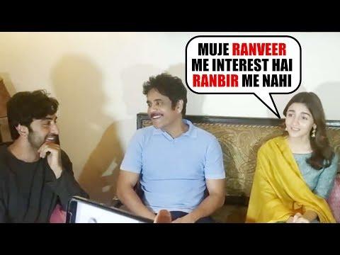 Xxx Mp4 Alia Bhatt 39 S Brahmastra Ranveer Singh Not Ranbir Kapoor 🤔 Exclusive Press Confrence 3gp Sex