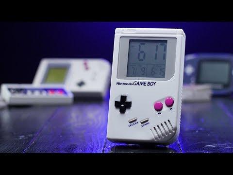 Game Boy Alarm Clock | Paladone