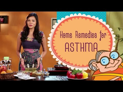 Asthma - Top 4 Natural Ayurvedic Home Remedies To Control Asthma & Wheezing in Adults & Children