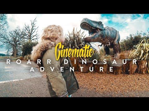 Roarr Dinosaur Adventure Park Norfolk | CINEMATIC