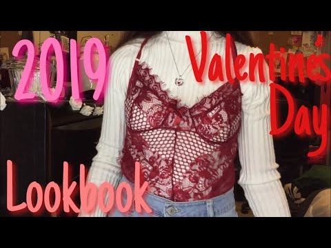 2019 Valentine's Day look book!
