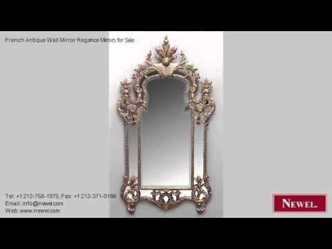French Antique Wall Mirror Regence Mirrors for Sale