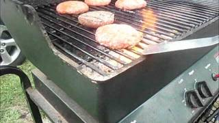 How To Cook Burgers On A Charcoal Grill Best Burgers Ever