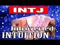 INTJ's Dominant Cognitive Function: Introverted intuition