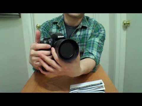 Battery Grip Review for D3100
