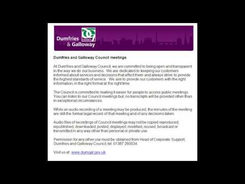 Audio of Planning Applications Committee - 18 April 2017