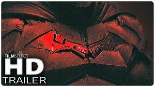 THE BATMAN First Look Trailer (2021)