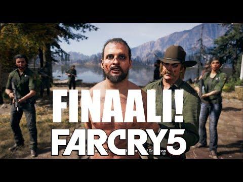 Far Cry 5 | Läpipeluu | Osa 41 | FINAALI! | Suomi/Finland/FIN