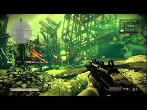 Killzone 3 Guerrilla Warfare Gameplay  - Pyrrhus Crater