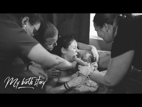 All Natural Home Water Birth
