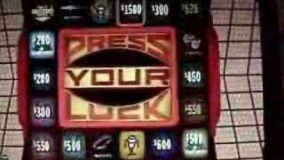 Press Your Luck Flash Version 2nd Version