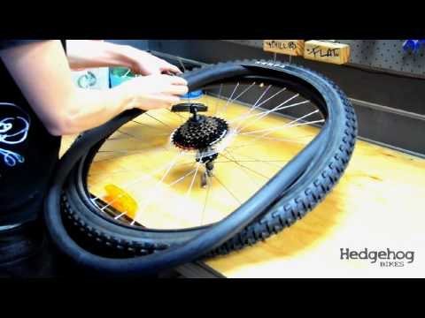 How to repair a puncture
