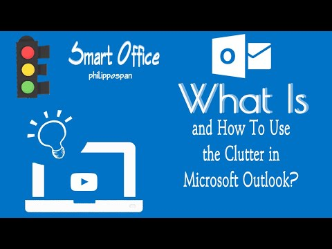 What is Clutter in Outlook 2016?