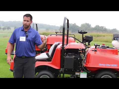 Turf Science Live: Making Spraying More Efficient, Convenient and Accurate
