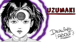 UZUMAKI, LA MALDICIÓN JAPONESA DE LAS ESPIRALES | Draw My Life