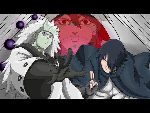 Could Adult Sasuke Beat Madara?