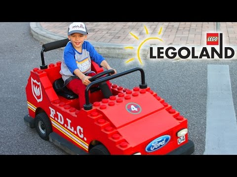 LEGOLAND FLORIDA!!  Part 1