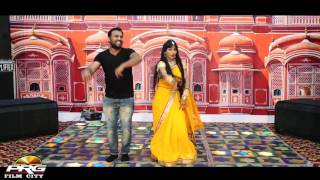 नूतन गहलोत कुमार गौरव ने किया जबरदस्त डांस | PRG FILMCITY OPENING