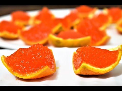 Orange Jelly Recipe | How to make Orange Jelly  | Orange jello recipes | orange jello