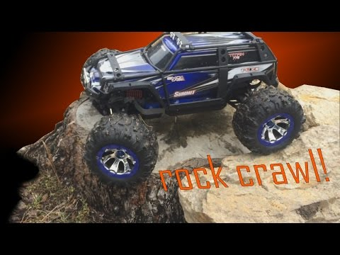 Rock Crawling and Sled Pull Competition!