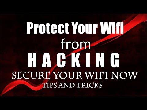How To Protect Wifi Password From Hacking - Secure Wifi From Hackers - Tips And Tricks