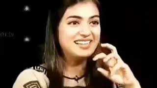 Nazriya singing oday oday song