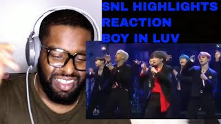 Download BTS Boy With Luv SNL LIVE Performance REACTION (BTS REACTION) Video