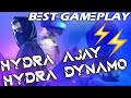 H¥DRA | AJAY AND H¥DRA | DYNAMO HIGHLIGHTS MONTAGE  | BEST GAMEPLAY