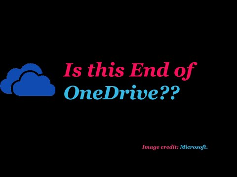 Microsoft is downgrading OneDrive free space ,Here is everything about that...