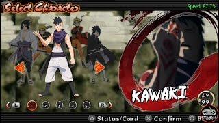 naruto ultimate ninja impact mod storm 4 download