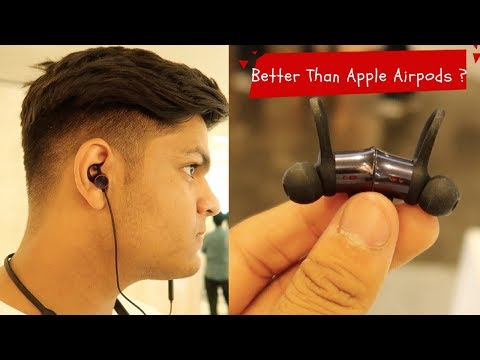 Oneplus Wireless Earphones are Better Than Apple Airpods?