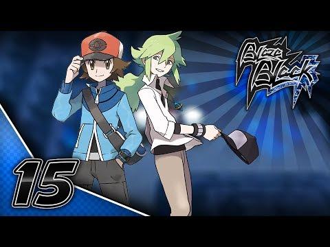 Let's Play Pokemon: Blaze Black - Part 15 - Chargestone Cave