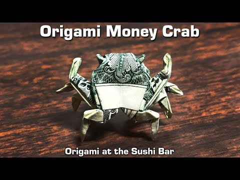 Origami Money Crab (preview)