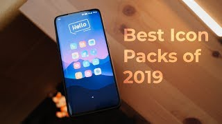 Top 10 Android Icon Packs of 2019 - (Free and Paid)