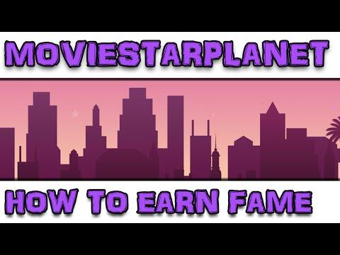 MOVIESTARPLANET - 7 WAYS TO EARN FAME & STARCOINS 2015
