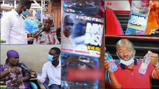 Church Members Expose Prophet for Selling Fake Miracle Water..